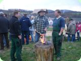 2012 Osterfeuer ... dass alternative ...